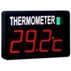 Jual Room Thermometer + Alarm