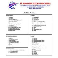 Jual Chemical Product