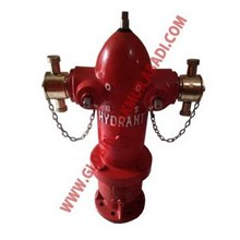 FIREGUARD HYDRANT PILLAR TWO WAY INSTANTANEOUS COUPLING