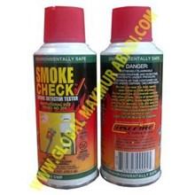 SMOKE CHECK 25S HSI FIRE AND SAFETY GROUP SMOKE DETECTOR TESTER.