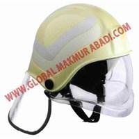Jual Q-FIRE PF1000 PERSISTENT YELLOW FIREMAN HELM
