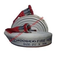 Jual HOOSEKI CANVAS FIRE HOSE ( PU TYPE)