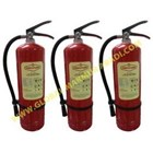 FIREGUARD DRY CHEMICAL POWDER ABC FIRE EXTINGUISHER