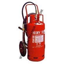 SERVVO AQUEOUS FILM FORMING FOAM AFFF 6% FIRE EXTINGUISHER.