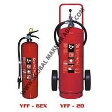 YAMATO AFFF-FOAM FIRE EXTINGUISHER.
