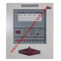 Jual FIREGUARD CONVENTIONAL MASTER CONTROL FIRE ALARM PANEL