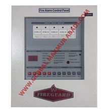 FIREGUARD CONVENTIONAL MASTER CONTROL FIRE ALARM P