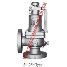 TL SL-23H SAFETY RELIEF VALVE.