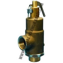 GRESSWELL 90EL SAFETY RELIEF VALVE.