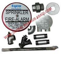 Sell TYCO WMA-1 WATER MOTOR ALARM ALARM GONG.