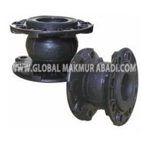 Jual TOZEN FLANGE OFLEX SINGLE SPHERE FLEXIBLE RUBBER JOINT