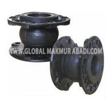 TOZEN FLANGE OFLEX SINGLE SPHERE FLEXIBLE RUBBER JOINT