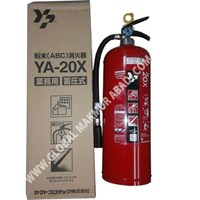 Jual YAMATO DRY CHEMICAL POWDER ABC FIRE EXTINGUISHER