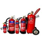 Q-FIRE CARTRIDGE TYPE ABC DRY CHEMICAL POWDER FIRE EXTINGUISHER.
