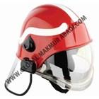 Jual Q-FIRE PF1000 RED FIREMAN HELM