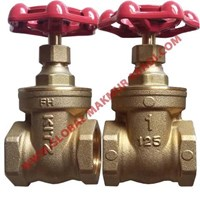 Sell KITZ GATE VALVE SCREW 125LBS BRASS