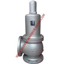 317 S3F SAFETY RELIEF VALVE-A FLANGE JIS 10 k