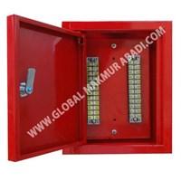Jual TERMINAL BOX TBFA 12PAIR FIRE ALARM Box Hydrant