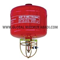 Sell SERVVO SMT 1100 FE-36 CLEAN AGENT METRONIC FIRE EXTINGUISHER