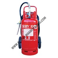 Sell SERVVO F3000 F6000 F9000 AF3 AFFF 6% FOAM TROLLEY FIRE EXTINGUISHER