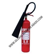SERVVO C200 C500 C680 C900 CO2 CARBON DIOXIDE FIRE