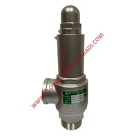 Jual 317 SV-S9A STAINLESS STEEL SAFETY VALVE PRESSURE RELIEF VALVE