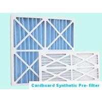 Jual Cardboard Synthetic Pre Filter