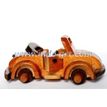 Wooden VW Miniature