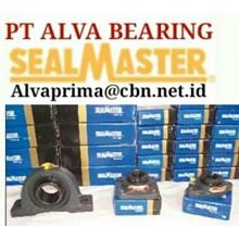 SEALMASTER BEARING pt alva bearing sealmaster flange bearing ball bearing PT ALVA BEARING JAKARTA
