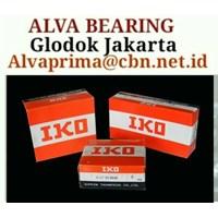 Jual IKO LM BEARING CAM FOLLLOWER PT ALVA BEARING ROLLER BAERING IKO linear bearing LM GUIDE