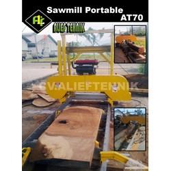 Mesin Sawmill Portable