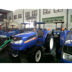 Traktor Mini Iseki