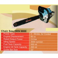 Jual Chain Saw OKN 6800