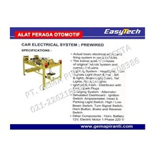 Trainer System Kelistrikan Kendaraan (Car Electrical System) EASYTECH