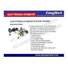 Trainer sistem rem hydraulic (Car Hydraulic Brake System Trainer) EASYTECH