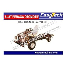 Car Trainer EASYTECH Mesin peraga SMK