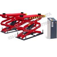 Jual Mini scissor Lift Service Mobil Kapasitas 3.5Ton