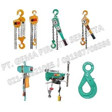 Chain Hoist Manual (Chain Block Takel)