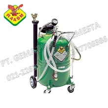 Waste Oil Drainer RAASM Second-hand Oil Pump