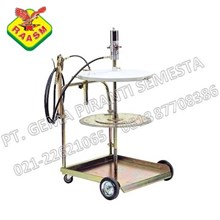 Grease Dispenser Platform (Trolley Pompa Gemuk)