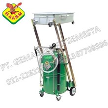 Oil Suction Drainer (Operated Oil Suction Drainer)