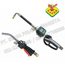 Grease Gun Oil Gun Dengan Flow Meter