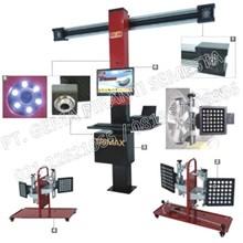 Mesin Spooring Trimax 3D Wheel Aligner
