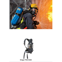 Drä Ger PSS® 5000 Compressed Air Breathing Apparatus