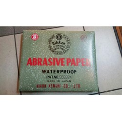 Abrasive Paper Waterproof