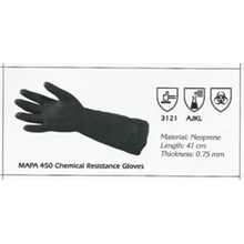 Mapa 450 Chemical Resistant Gloves