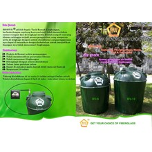 Septic Tank Biofive Type Bv Series