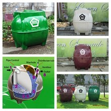 septic tank BIOFIVE BG series