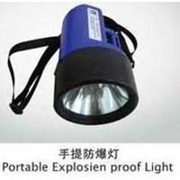 Jual  Lampu Senter Explosion Proof