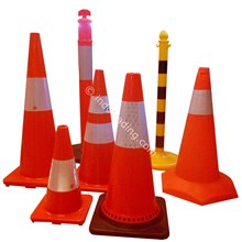 Traffic Cone Rubber (Rubber)